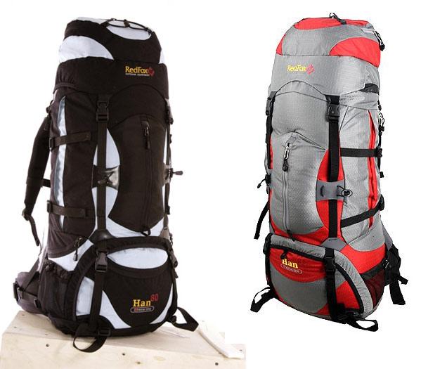 Анатомичный крой рюкзака обеспечивает максимальный...